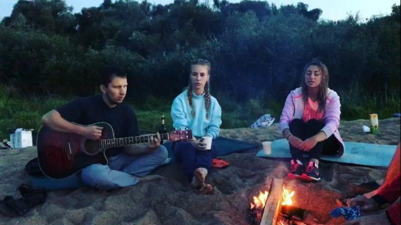 Песни под гитару до утра 🎸🔥