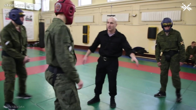 Один против троих советы инструктора спецназа 4
