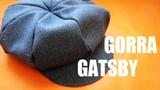DIY Gorra Gatsby