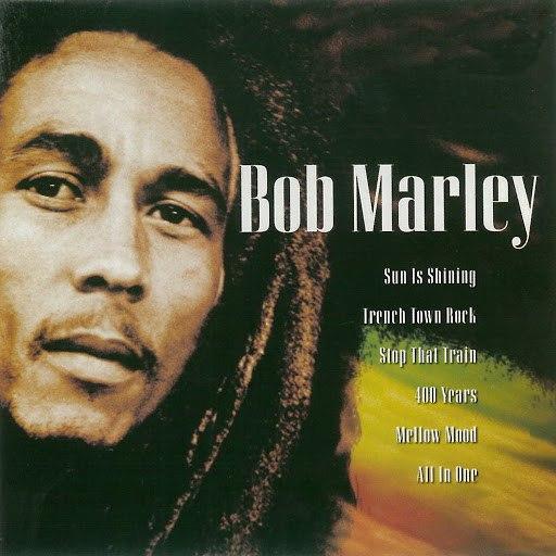 Боб Марли альбом Bob Marley