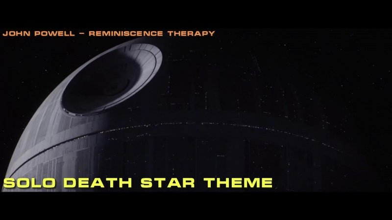 Reminiscence Therapy (Death Star theme) by John Powell Death Star from Rogue One