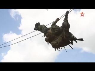 Разведчики готовятся к конкурсу «Отличник войсковой разведки-2018»