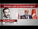7 Etyen Mahçupyan Nereden çıktı bu Karamollaoğlu YouTube