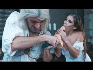 Ведьмак / the witcher 3 / The Bewitcher - ПОРНО ПАРОДИЯ - Clea Gaultier PornMir, ПОРНО ВК, new Porn vk, HD 1080, Hardcore