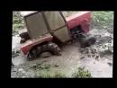 Трактора видео Смотреть приколы про трактора Ржа - 240P