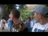 Севастополь. Концерт на Ракушке - часть 2