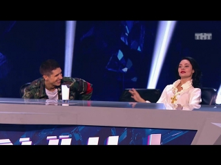 Виталий Уливанов и Саша Горошко Танцы 4сезон