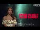 Интервью для портала « IGN Latinoamérica» / 12.03.2018