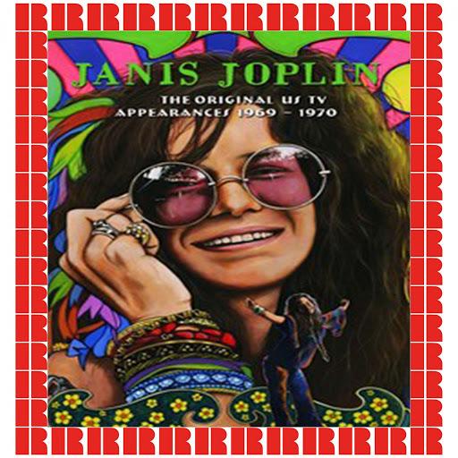 Janis Joplin альбом The Original US TV Show Appearances 1969, 1970