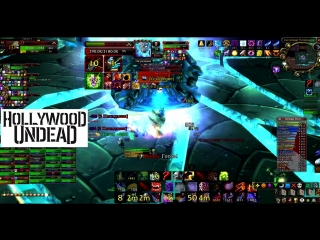 Guild Wow Hollywood Undead TBC 2.4.3 Reliquary of Souls Black Temple