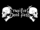 live. Crucified Dead Flesh - Unanswered ( Suicide silence cover )