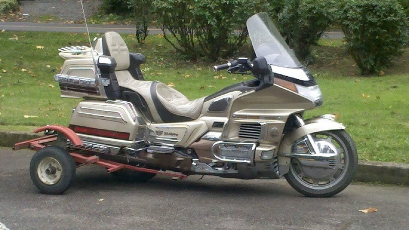 Extreme Made in Russia Trikes
