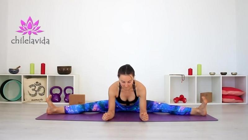 Упражнения на тазобедренные суставы для поперечного шпагата