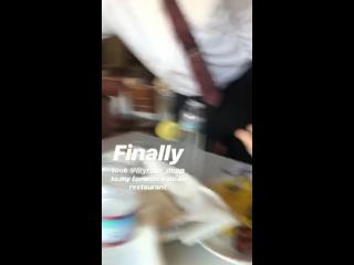 Публикация в истории Instagram Лейлы от 23 марта 2018