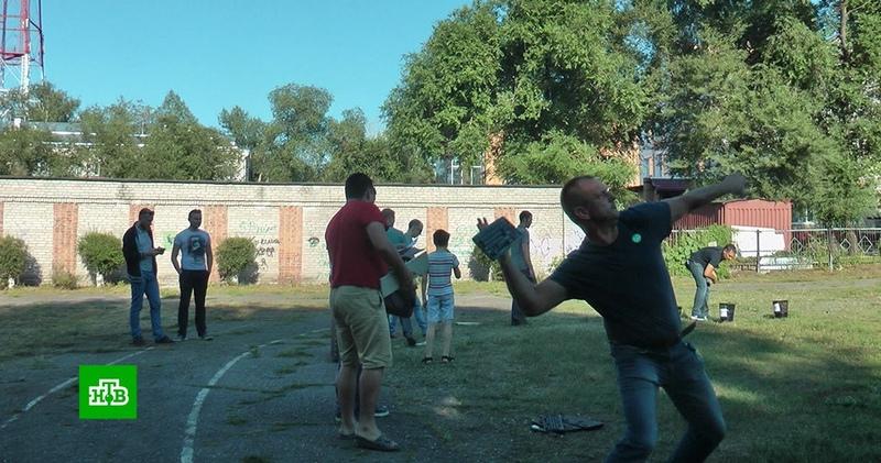 Клаваметание и мышкобол: сисадмины провели необычный турнир в Абакане