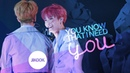Jikook/Kookmin • You know that I need you 🌕