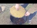 Куры горячего копчения в самодельной коптильне из кастрюли !