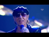 Группа Scorpions на Фестивале