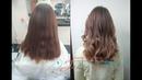 Окрашивание и тонирование волос после техник шатуш и омбре евгенияморозова