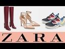 ZAPATOS de ZARA de MODA OTOÑO INVIERNO 2018 2019 Mujer Calzado botas botines planos de tacón