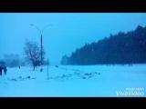 Ковшаровка, метель 1 марта