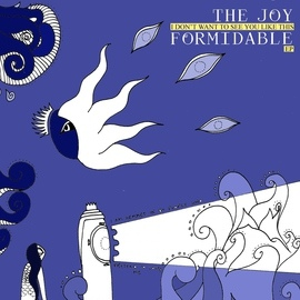 The Joy Formidable альбом I Don't Want To See You Like This EP