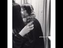 Девушки целуются в раздевалке