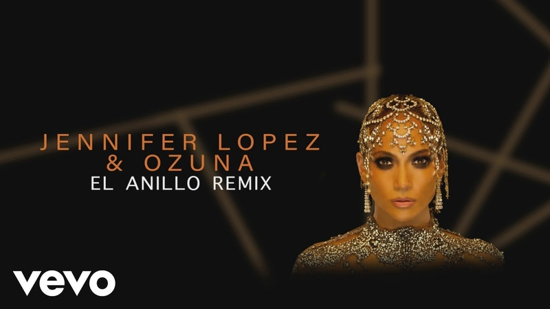 Jennifer Lopez, Ozuna - El Anillo (2018 Remix - Audio)