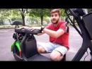 Green Wheel Электротранспорт Крутой электроскутер. Городской электробайк ситикоко. Электроскутер Seev Citycoco X7 BR20