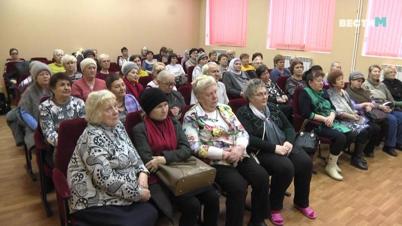 Для более 50 менделеевцев проведена встреча с врачом-терапевтом ЦРБ
