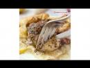 Запеченные куриные бедрышки | Больше рецептов в группе Кулинарные Рецепты