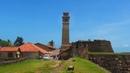 Walking in Galle Fort
