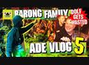 Barong Family ADE Vlog 5: FINALLY ASKING RAYRAY OUT DURING BARONG FAMILY LABEL NIGHT