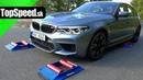 BMW M5 F90 M xDrive 4x4 intelligence test - TopSpeed.sk