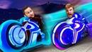 TRON BATTLE ARENA GTA 5 Lan Party Ep 4