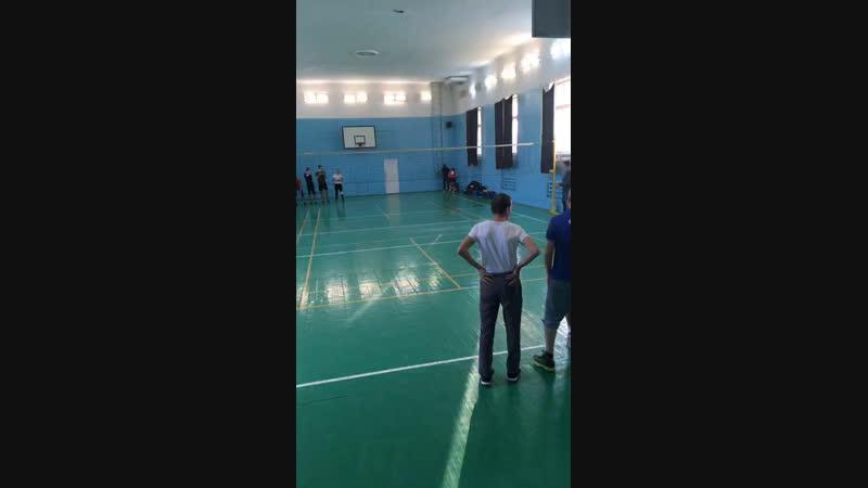 Турнир по волейболу посвящённый дню Политехнического института