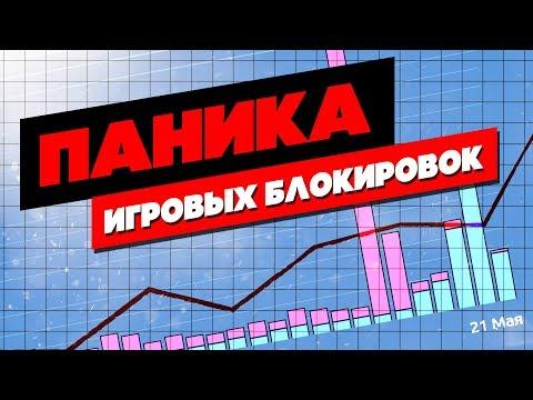 ПАНИКА ИГРОВЫХ БЛОКИРОВОК В CS:GO