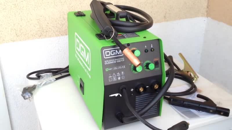 Полуавтомат DGM Duomig-221P