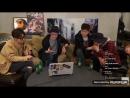 140318 You Tube трансляция Nell Упоминание Сонгю Часть 1