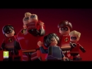 LEGO INCREDIBLES Announce Trailer (2018) PS4-Xbox One-PC-Switch