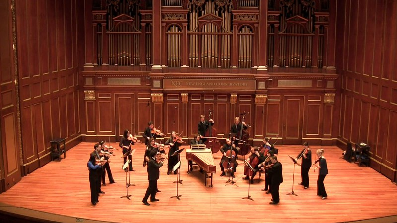 A Far Cry Francesco Geminiani Concerto Grosso op 3 no 2