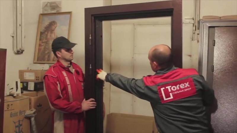 Дверь Torex Снегирь. Что внутри ?
