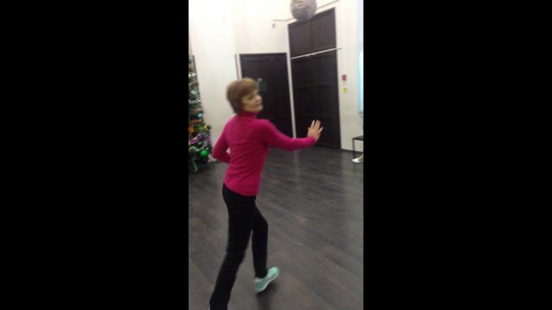еврейский танец - 7-40 Наталья Александровна