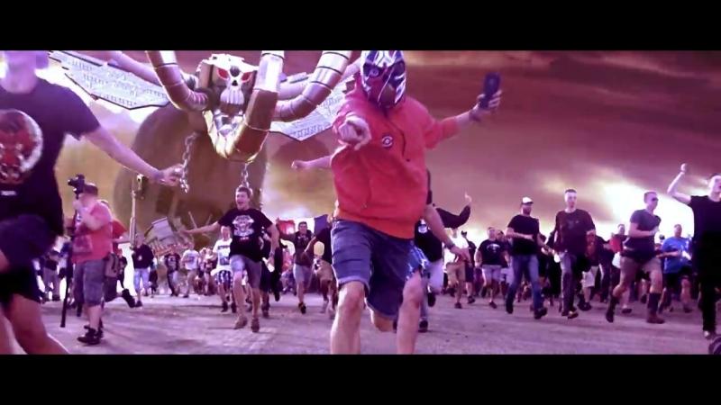 Defqon.1 Weekend Festival 2018 _ Official Q-dance Trailer - Aftermovie | HD (vk.com/aftermovie)