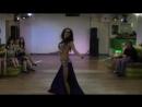 Арабский танец ..( моё соло, рифы..) н.