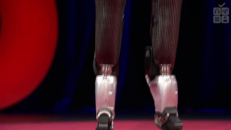 Бионические протезы позволяют бегать, покорять вершины гор и танцевать Хью Герр