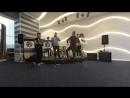 """Live: """" Памела, Ах! """" - НАСТОЯЩАЯ кавер-группа"""