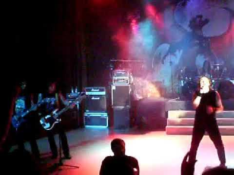 Ария - Беспечный Ангел (17.10.2011, Арзамас)