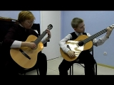 Постой паровоз (исполняют Ольга Алексеевна и Макар)