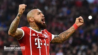 Arturo Vidal - Goodbye Warrior - 2015 - 2018 Skills, Passes Goals